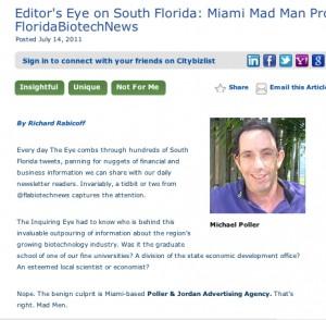 Floridabiotechnews.com news story