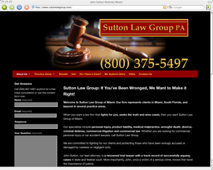 miami personal injury lawyer website